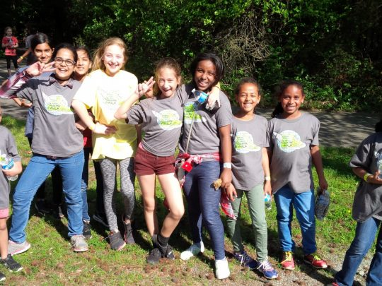 School gets hands-on with gardening