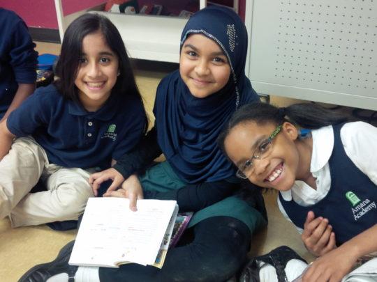 Start-up charter school to teach Arabic language